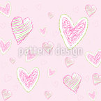 We Draw Hearts Design Pattern