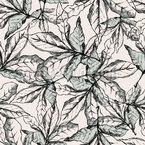 Fallende Blätter Vektor Design