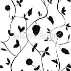 The Last Berry Seamless Vector Pattern