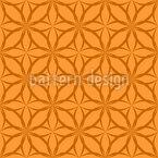 Gothica Floral Design de padrão vetorial sem costura