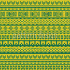 Aztec Fresh Seamless Vector Pattern Design