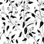 Die Blumen Denken An Den Frühling Nahtloses Vektormuster