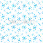 Star Variations Seamless Vector Pattern Design