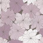 Blütenblatt Paris Vektor Muster