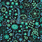 Prague Flowers Nights Design Pattern