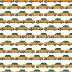 Taxi New York Vector Design