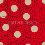 Talking Points Seamless Vector Pattern Design