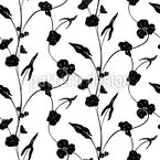 Let The Flowers Climb Pattern Design