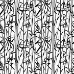 Bambus Streifen  Nahtloses Vektormuster