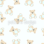 My Little Petzi Bear Design Pattern