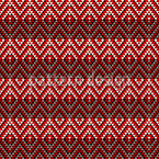 Aztec Elegance Seamless Vector Pattern Design