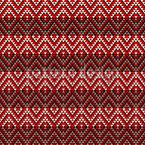 Azteken Eleganz Vektor Muster