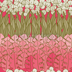 Mommies Flower Bed Pattern Design