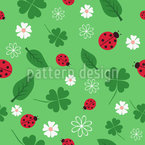Ladybug In Luck Design Pattern