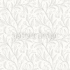 Elbenblumen Muster Design