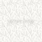 Elvish Flowers Pattern Design