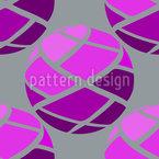 Bandagierte Bälle Designmuster