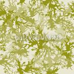 Camouflage Korallen Nahtloses Vektormuster