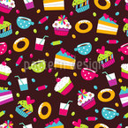 Sweets For Miss Penny Pattern Design