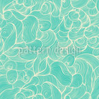 Poseidon Seamless Vector Pattern Design