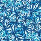 Ocean Of Flowers Pattern Design