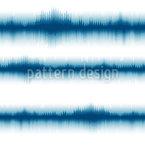 Batik Streifen Maritim Nahtloses Vektormuster