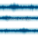 Batik Stripes Maritime Seamless Vector Pattern Design