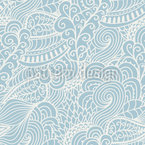 Winterly Reef Fantasy Design Pattern