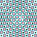 Retro Dots Design Pattern