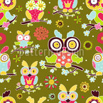 Owls Guard Vector Design