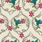 Kolibri Dream Repeating Pattern