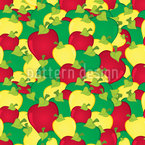 Apple Harvest Repeat Pattern