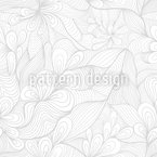 A Touch Of Waves Seamless Vector Pattern Design