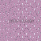 Indian Lilac Seamless Vector Pattern Design