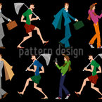 Men Like You Pattern Design
