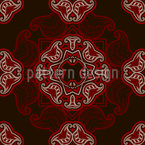 Wild Orient Seamless Vector Pattern Design