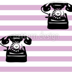 Phone Seamless Vector Pattern Design
