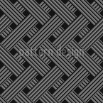 Weaving Technique Seamless Vector Pattern Design