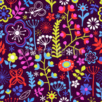 Summerflowers Magic Pattern Design