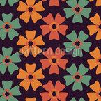 Flores Y Colores Pattern Design