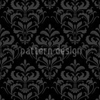 Dark Baroque Seamless Vector Pattern Design