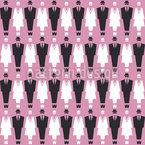 Bonnie Und Clyde Muster Design
