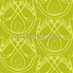 Art Nouveau Elegance Design Pattern