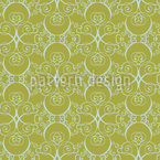 Fresh Spring Fantasy Vector Pattern