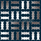 Pointilized Weave Pattern Design
