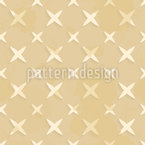 Stars On Recycling Paper Seamless Vector Pattern Design