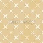 Estrelas em papel de reciclagem Design de padrão vetorial sem costura