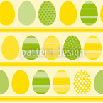 Eastereggs Light Seamless Pattern