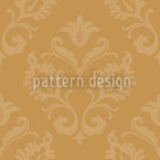Aramis Gold Seamless Vector Pattern