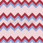 Tasty Zigzag Pattern Design